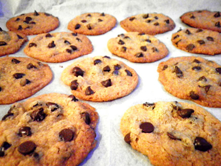 Chocolate Chip Cookies for Vegans