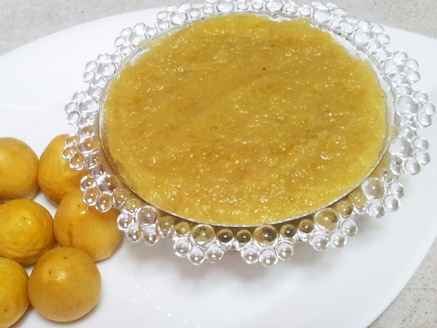 Yellow Dates Puree