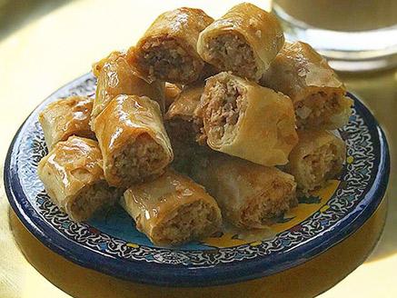 Vegan Filo Dough Baklava