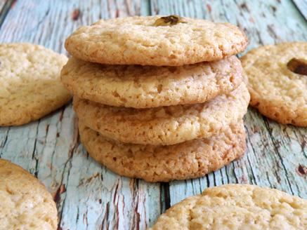 Vegan and Gluten Free Tahini Cookies