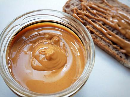 Healthy Vegan Peanut Butter