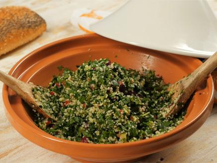 Tabbouleh Bulgur Salad