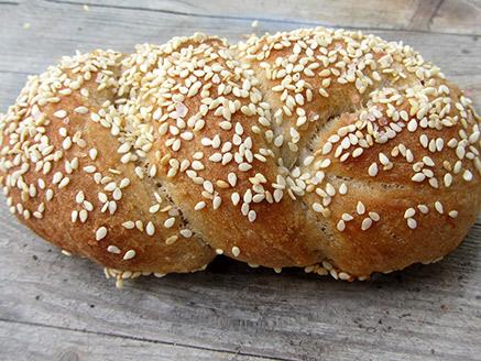 Vegan Whole Wheat Challah