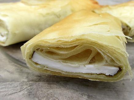 Vegan Cheese Filo Burekas (Borek)