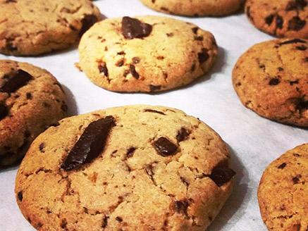 Tasty Vegan Chocolate Chip Cookies