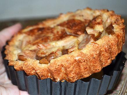 Vegan Pear Pie