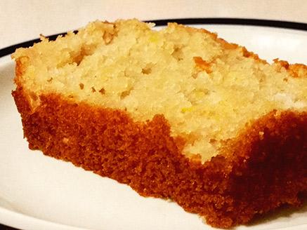 Vegan Orange Cake with Coconut Aroma