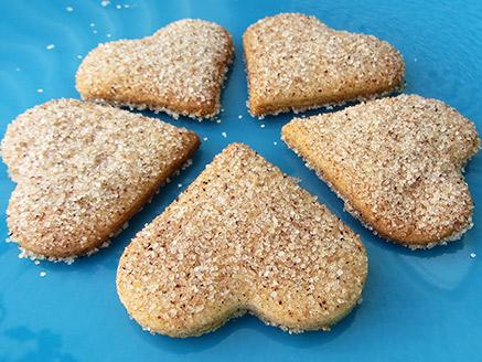 Vegan Granny Cookies