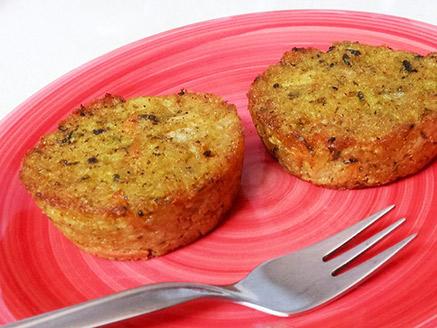 Gluten-Free Vegan Cauliflower and Vegetable Muffins