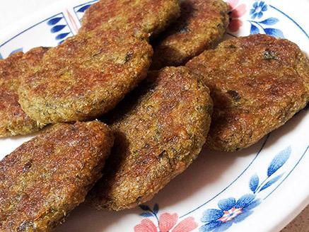 Gluten-Free and Vegan Leek Latkes