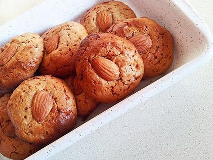 Gluten-Free Vegan Almond Cookies