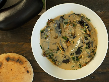 Refreshing and Delicious Eggplant Salad