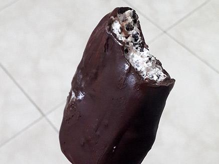 Vegan Vanilla Cookies Popsicle