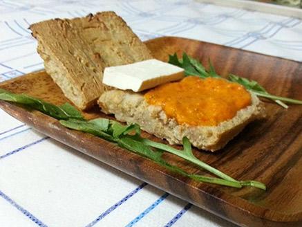 Gluten-Free Vegan Brown Rice Bread